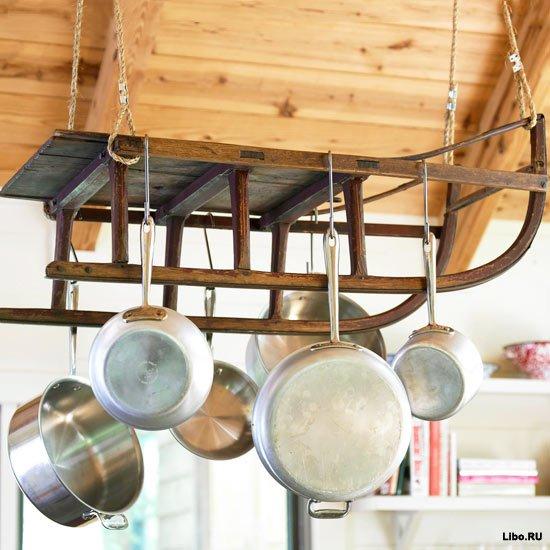 DIY Pot Rack Ideas  The Decorating Files